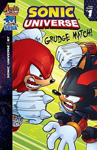 Sonic Universe #67  by  Ian Flynn