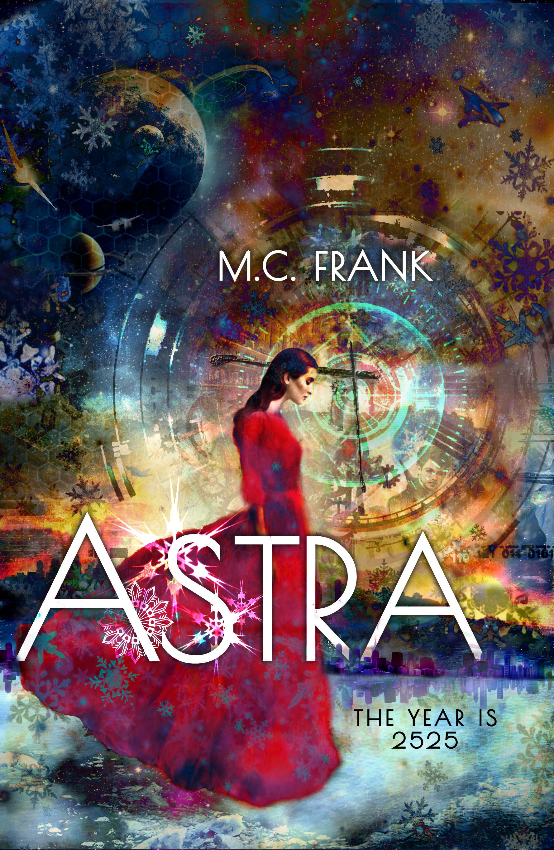 Astra  by  M.C. Frank