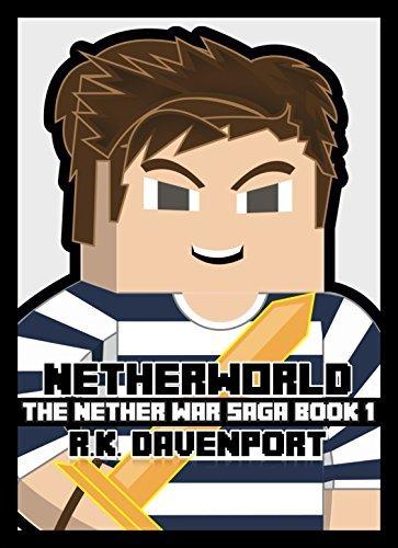 Netherworld (The Nether War Saga Book 1)  by  R.K. Davenport