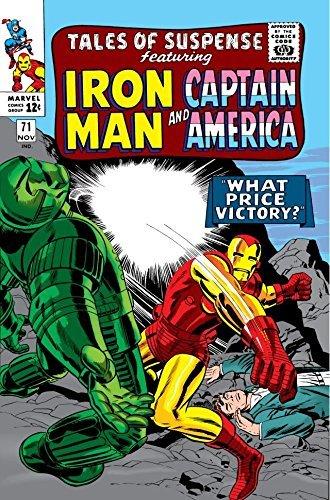 Tales of Suspense #71  by  Stan Lee