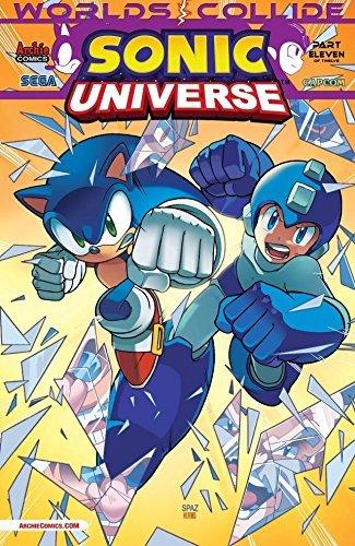 Sonic Universe #54 Ian Flynn