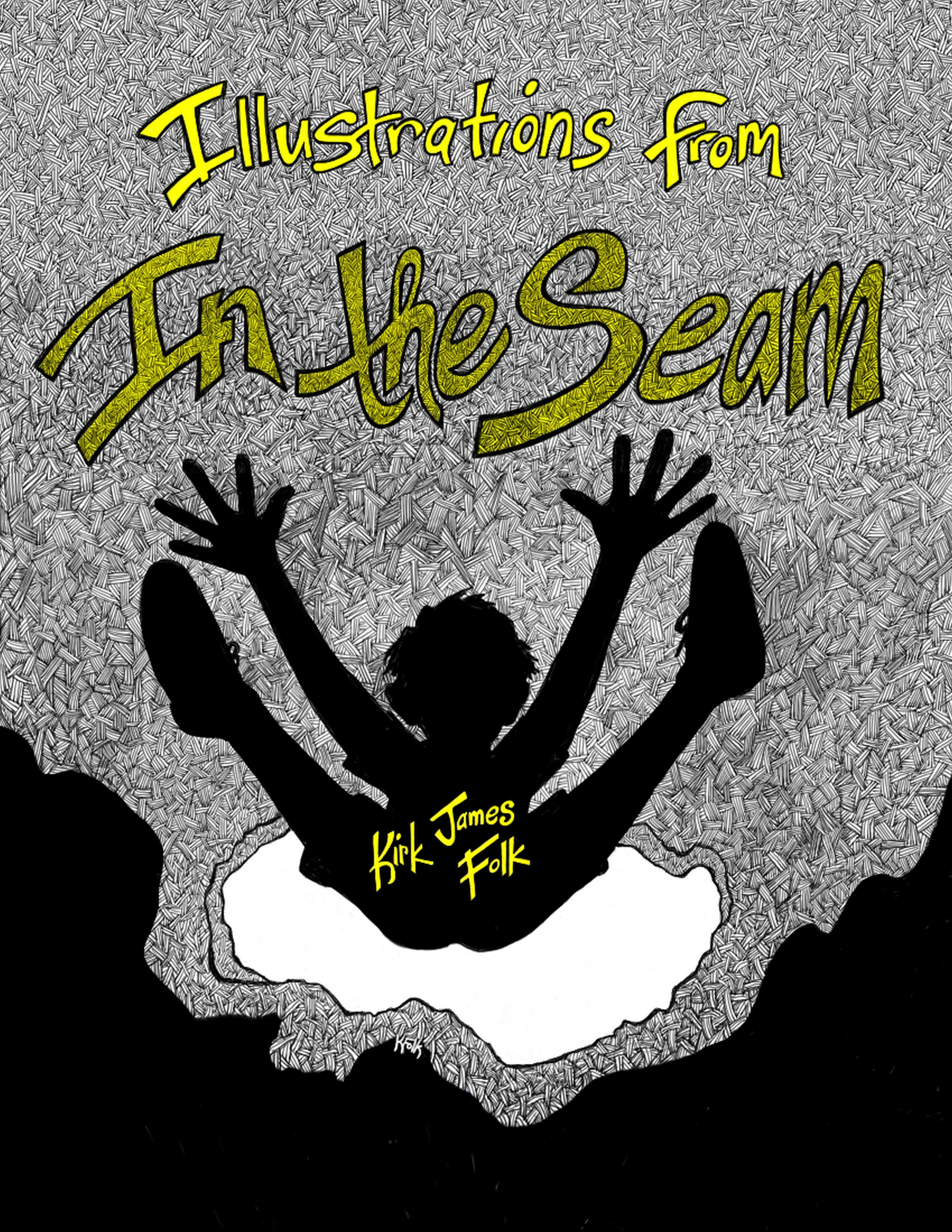 Illustrations from In the Seam  by  Kirk James Folk