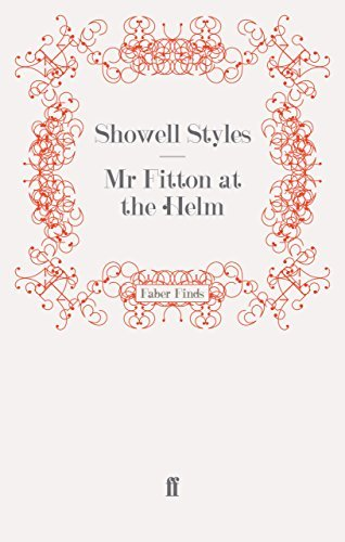 Mr Fitton at the Helm: Mr Fitton 9 Showell Styles