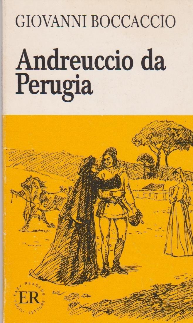 Andreuccio da Perugia: novella dal decamerone Giovanni Boccaccio