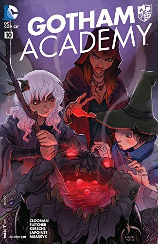 Gotham Academy (2014-) #10  by  Becky Cloonan