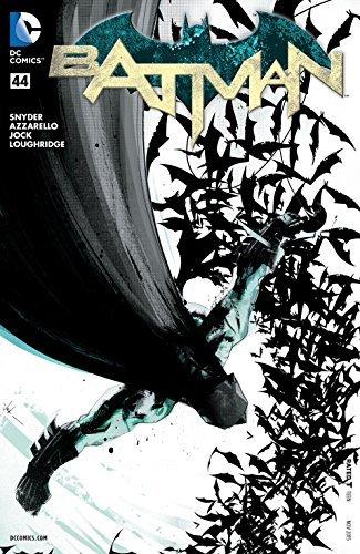 Batman (2011-) #44  by  Scott Snyder