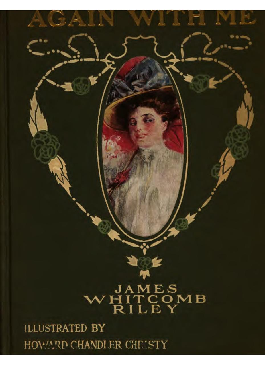 Home Again With Me James Whitcomb Riley