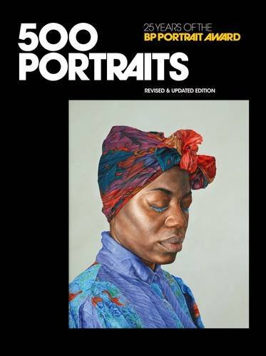 500 Portraits: 25 Years of the BP Portrait Award Peter Mather