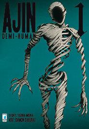 Ajin: Demi-Human, Vol. 1 (Ajin: Demi-Human, #1)  by  Tsuina Miura