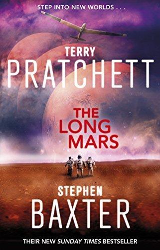 The Long Mars (Long Earth, #3)  by  Terry Pratchett