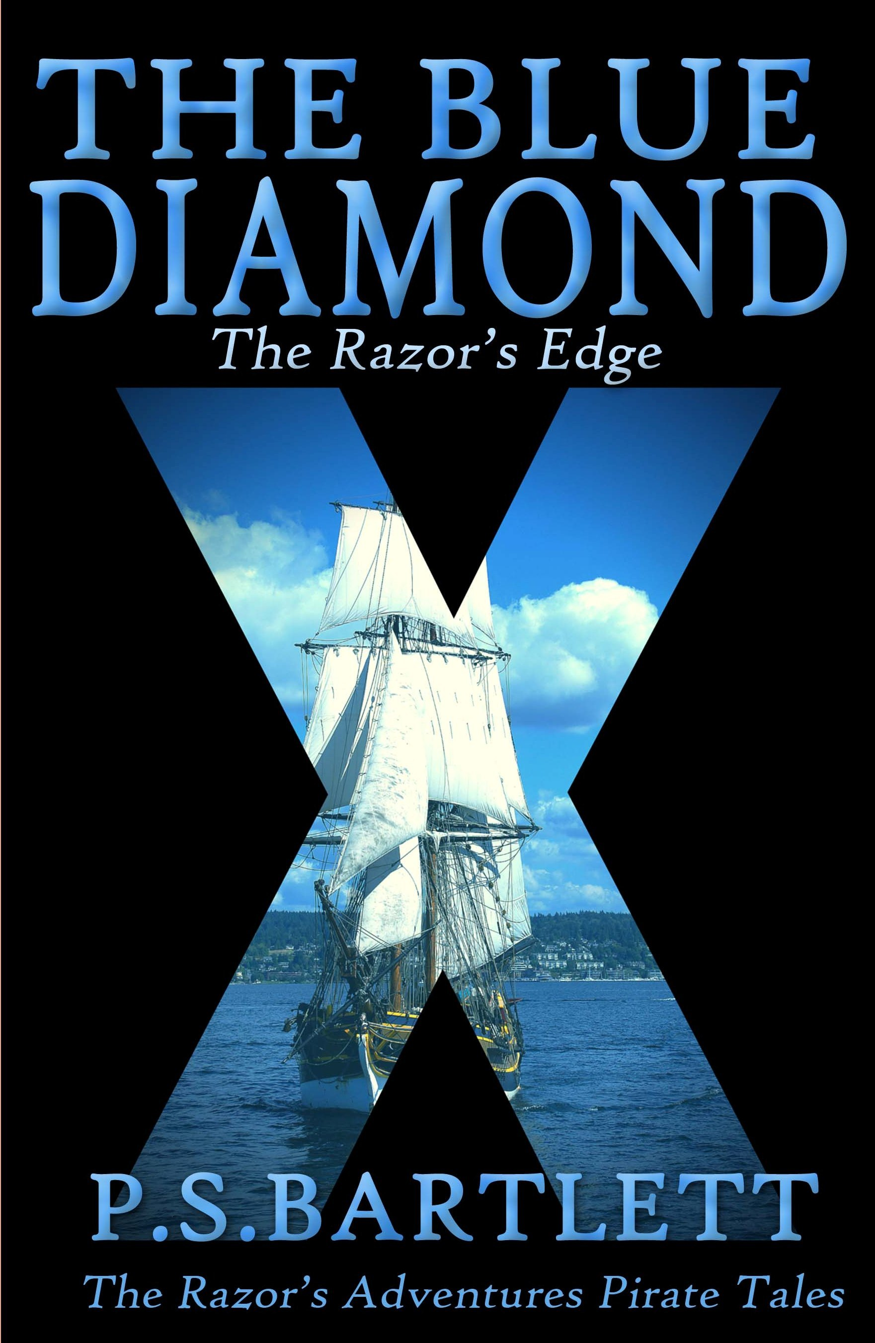 The Blue Diamond (The Razors Edge, #1) P.S. Bartlett