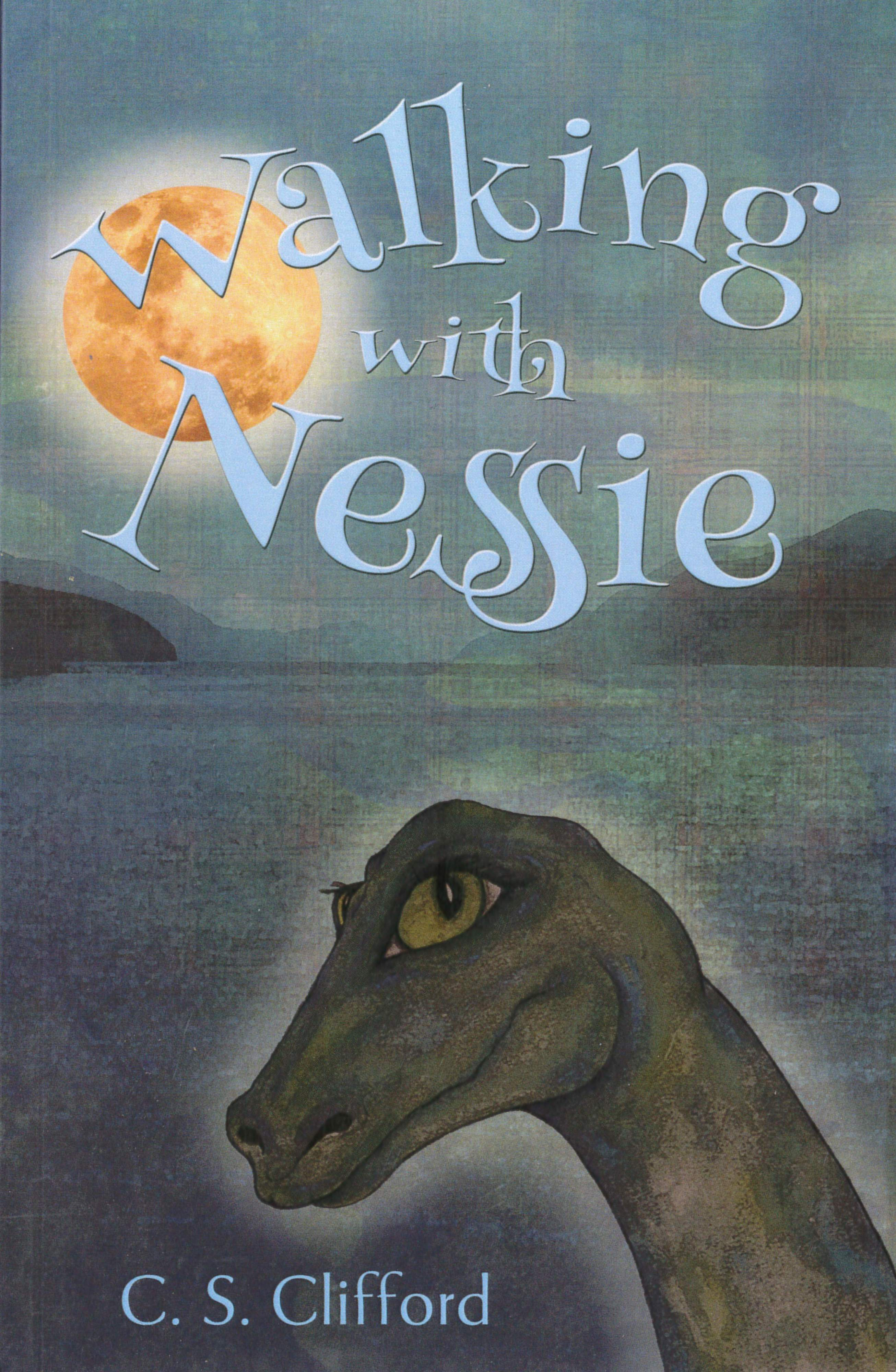 Walking with Nessie  by  CS Clifford