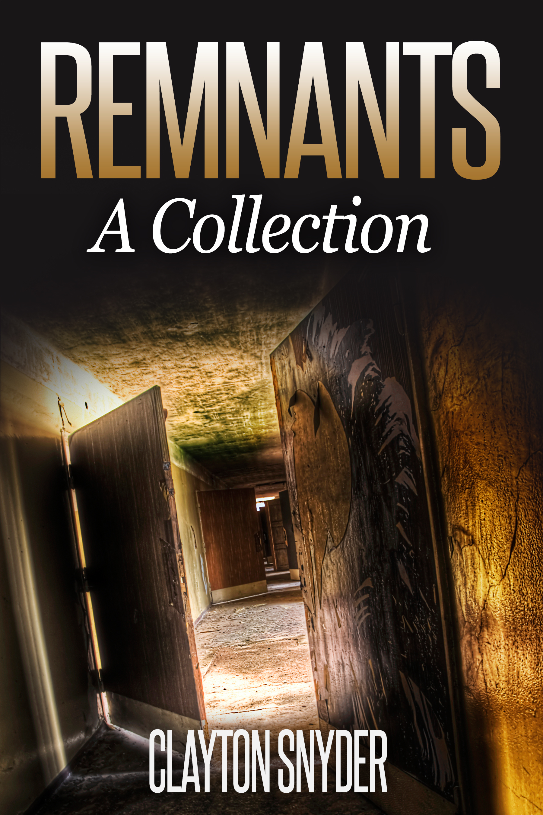 Remnants: A Collection  by  Clayton Snyder