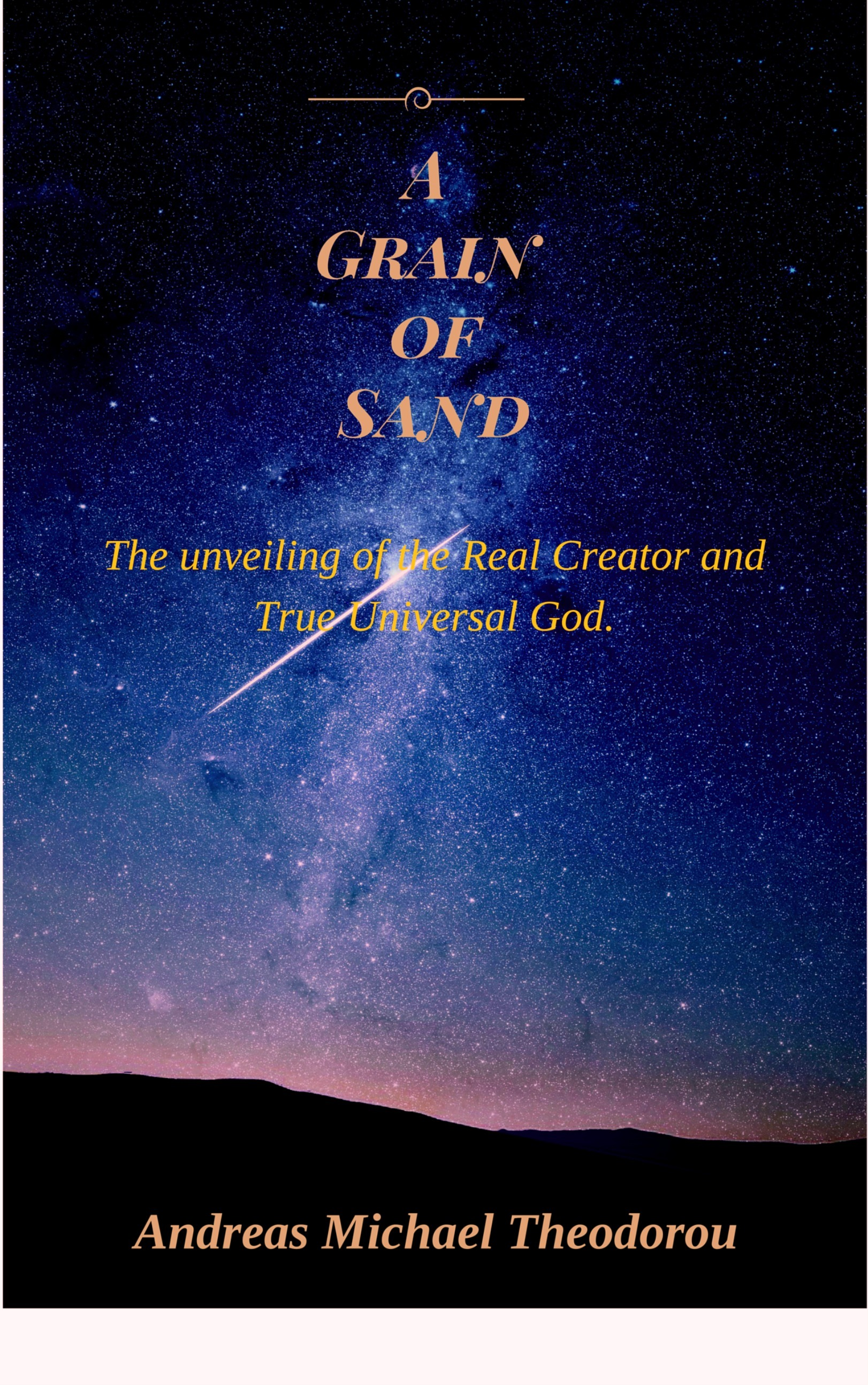 A Grain of Sand  by  Andreas Michael Theodorou