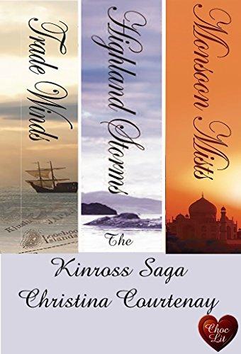 The Kinross Saga Christina Courtenay