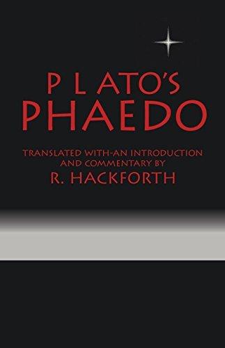 Plato: Phaedo  by  Plato
