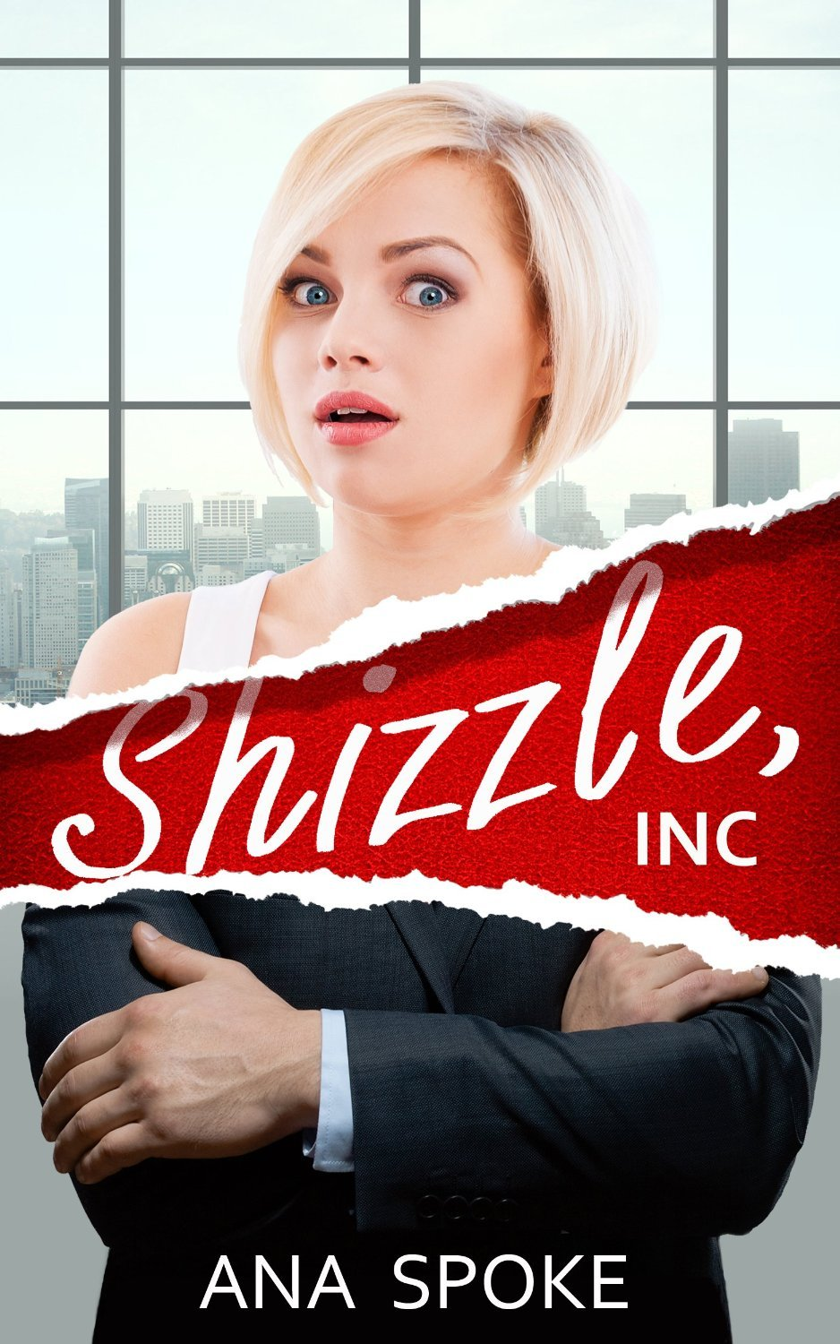 Shizzle, Inc (Isa Maxwell #1)  by  Ana Spoke
