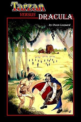 Tarzan Versus Dracula  by  Owen Leonard