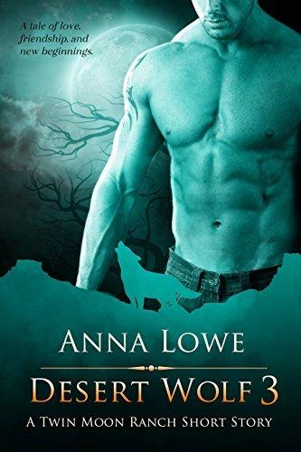 Desert Wolf 3  by  Anna Lowe