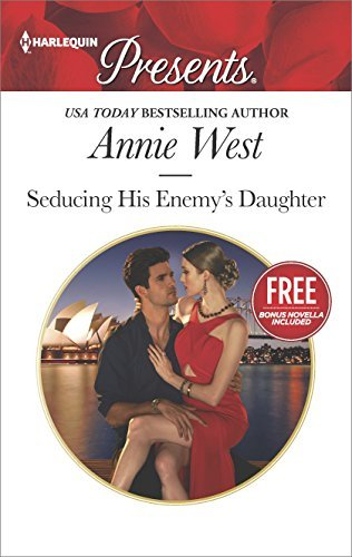 Seducing His Enemys Daughter / Christmas at the Castello (bonus novella)  by  Annie West