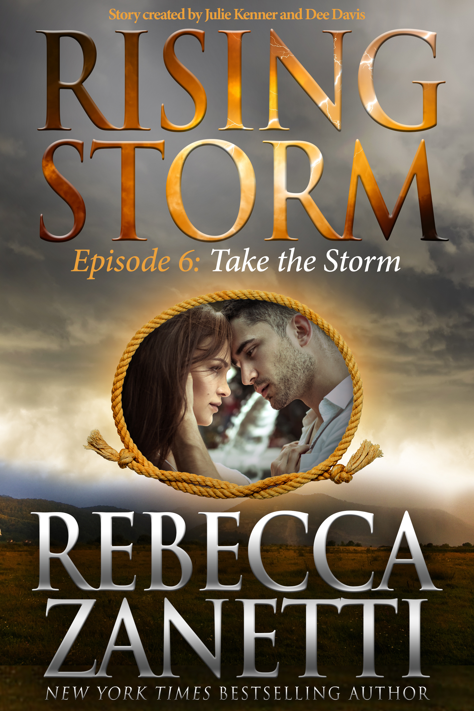 Take The Storm (Rising Storm #6) Rebecca Zanetti