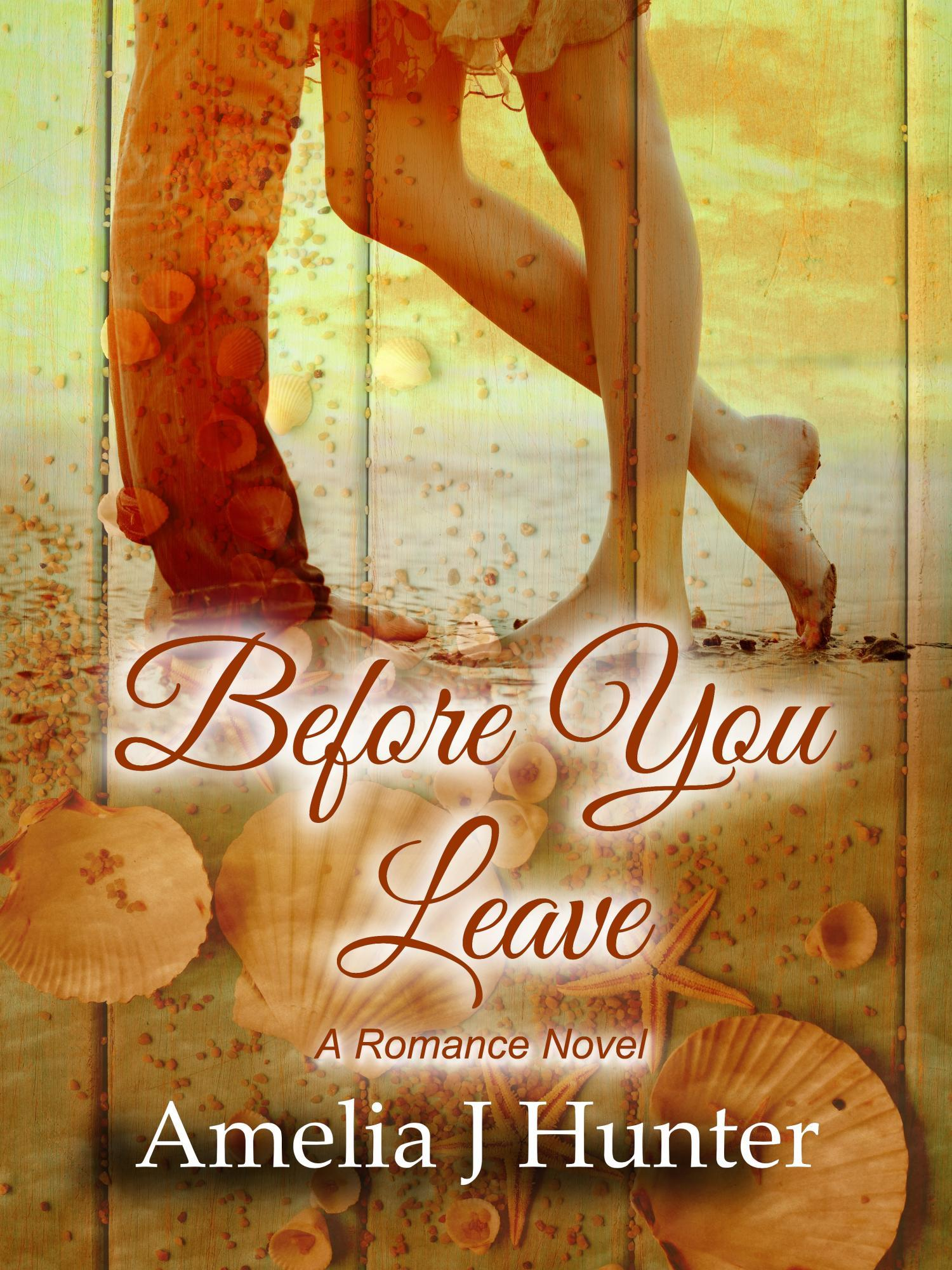 Before You Leave  by  Amelia J Hunter
