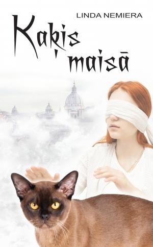 Kaķis maisā Linda Nemiera