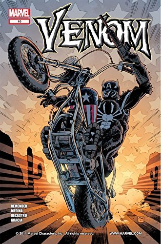 Venom (2011-2013) #10  by  Rick Remender