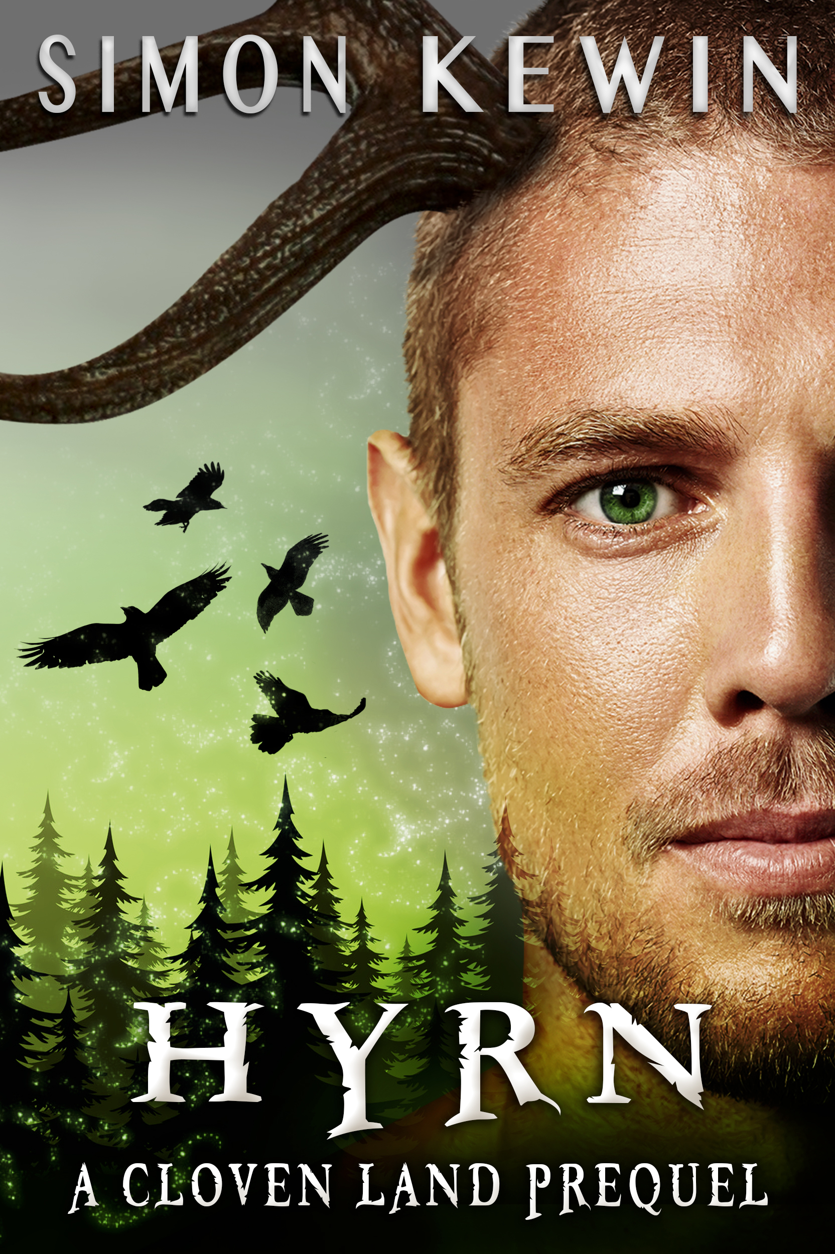 Hyrn: a Cloven Land prequel Simon Kewin