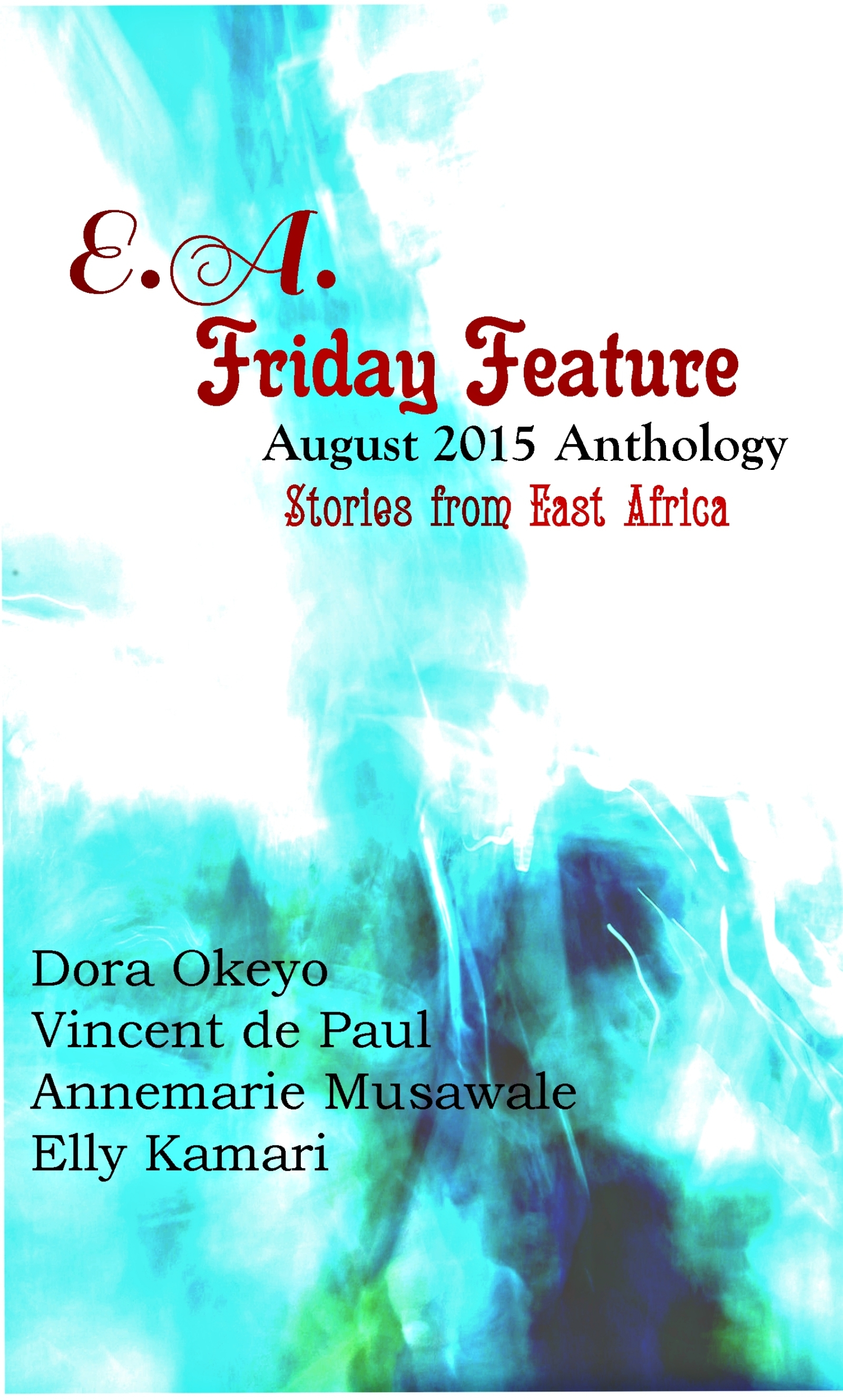 EA Friday Feature: August 2015 Anthology EA Friday Feature