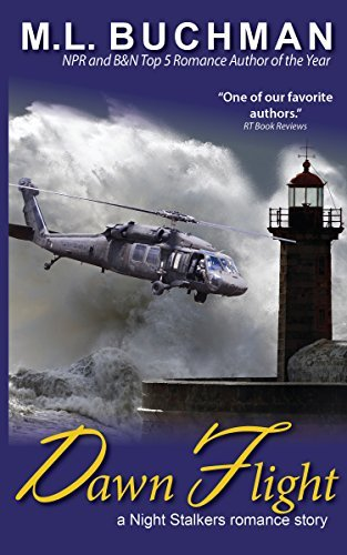 Dawn Flight ( The Night Stalkers 19)  by  M.L. Buchman