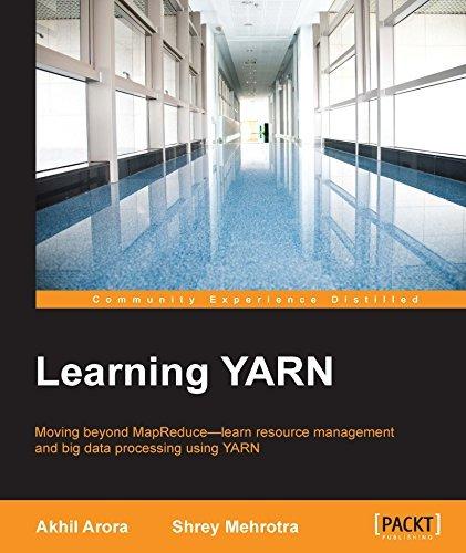 Learning YARN Akhil Arora