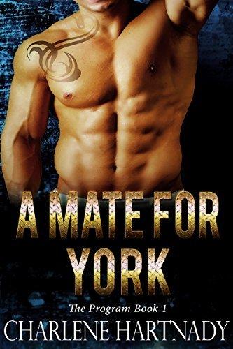 A Mate for York (The Breeding Program, #1)  by  Charlene Hartnady