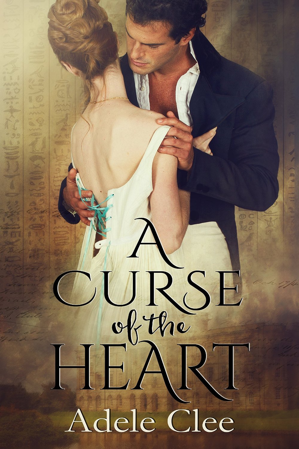 A Curse of the Heart Adele Clee