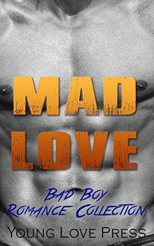 Mad Love: Bad Boy Stepbrother Romance Collection  by  Wild Love Publishing