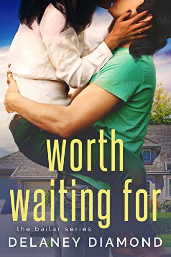Worth Waiting For (Bailar Book 1)  by  Delaney Diamond