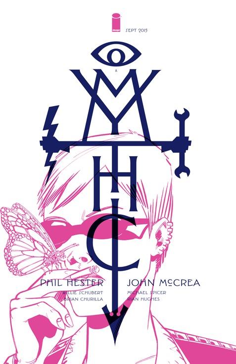 Mythic #4 Phil Hester