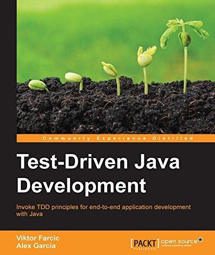 Test-Driven Java Development  by  Viktor Farcic