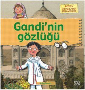 Gandinin Gözlüğü Anita Ganeri