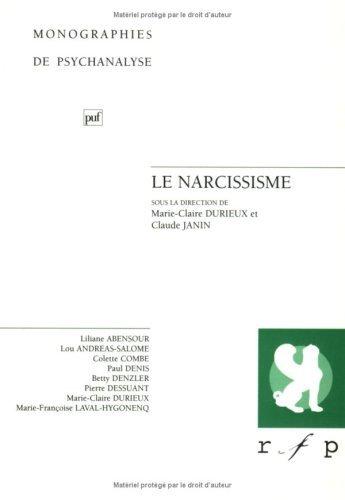 Le Narcissisme  by  Marie Claire-Durieux