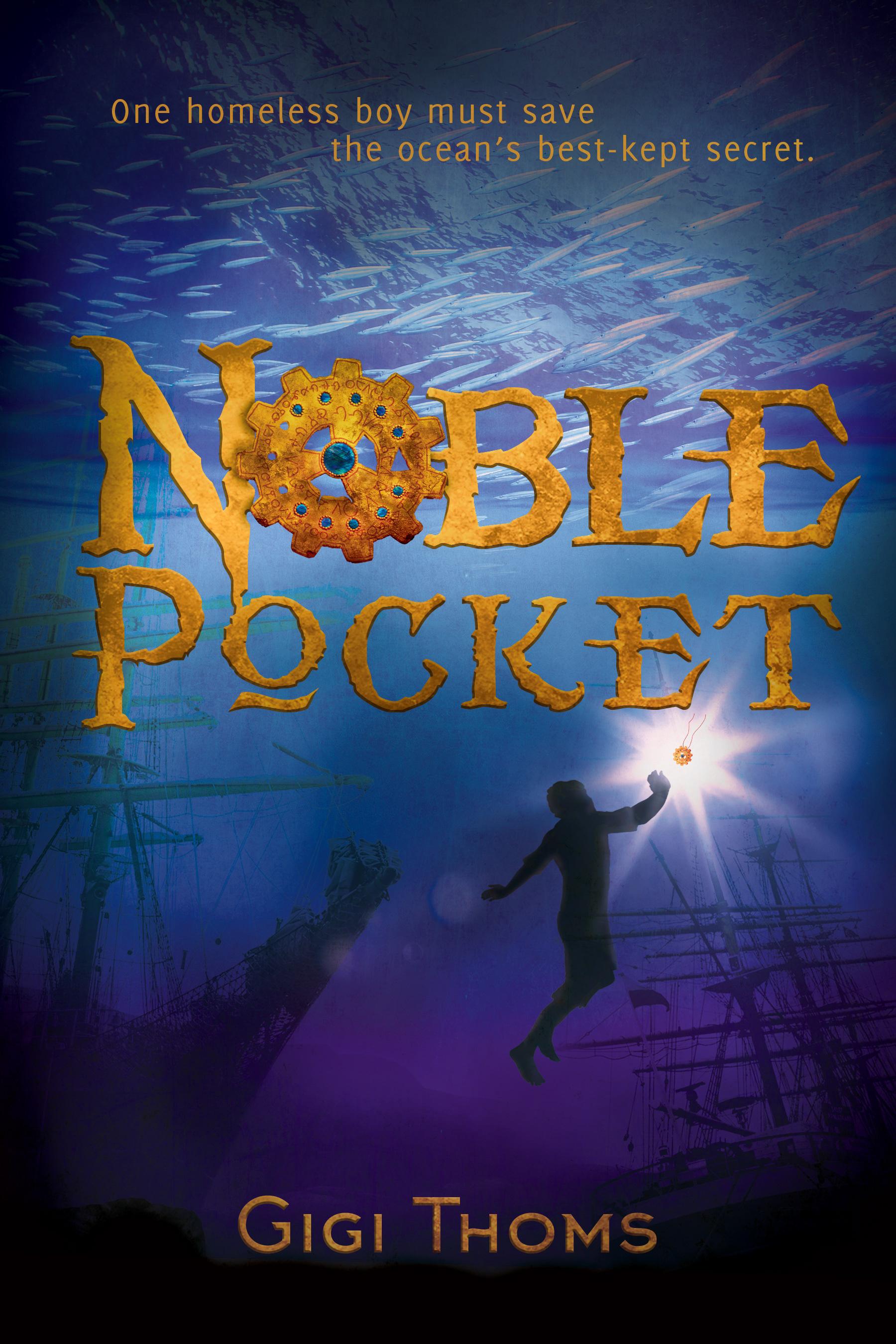 Noble Pocket  by  Gigi Thoms