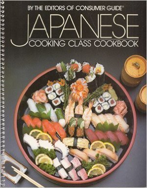 Japanese Cooking Class Cookbook Consumer Guide