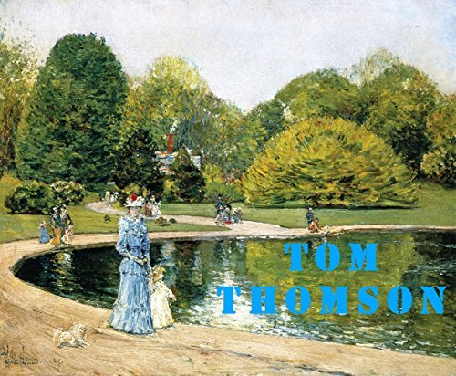 The Best Color Paintings of Childe Hassam  by  Eva Cook