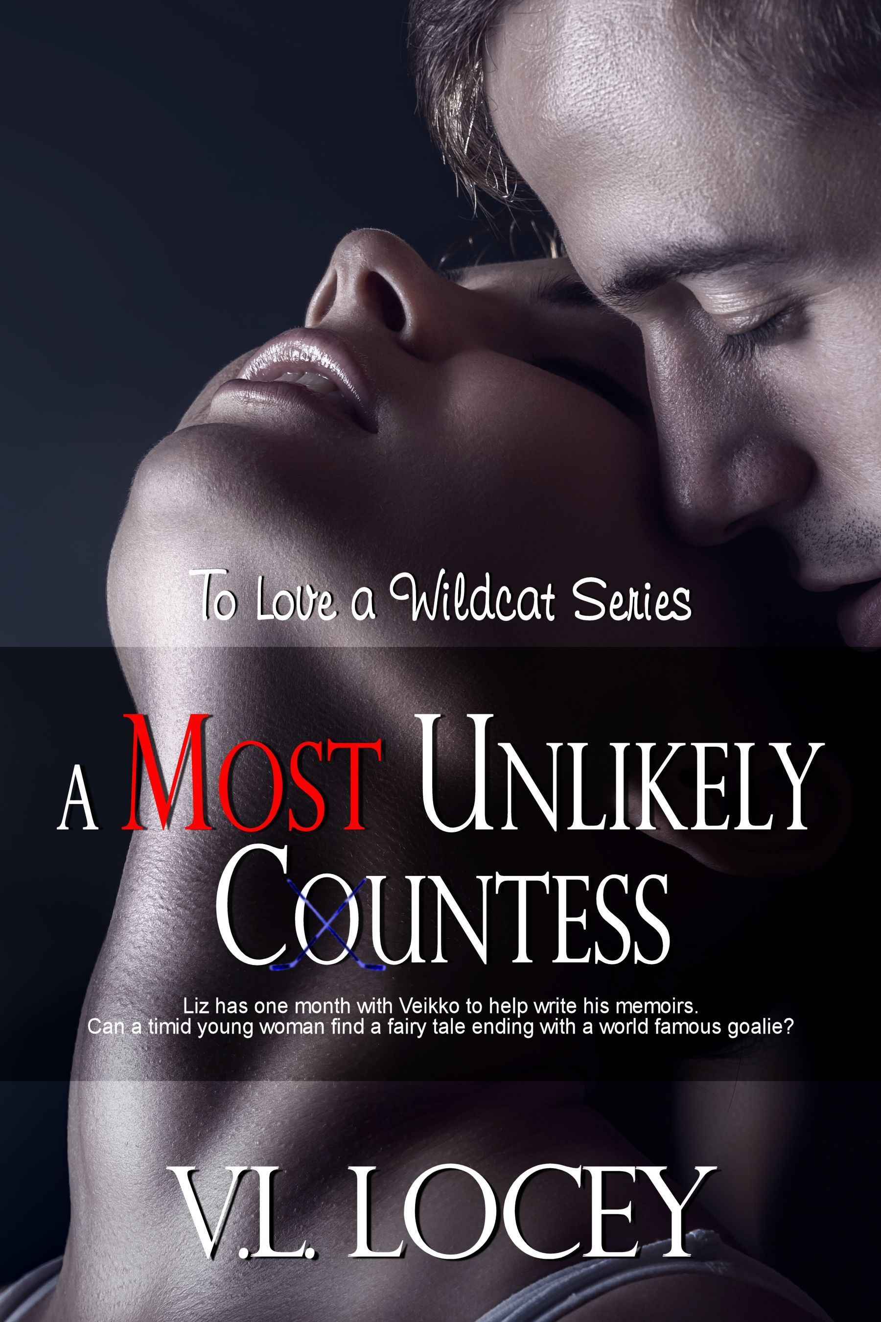 A Most Unlikely Countess (To Love a Wildcat 2) V.L. Locey