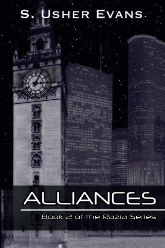 Alliances (Razia) (Volume 2)  by  S. Usher Evans