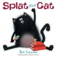 El Gato Splat Rob Scotton