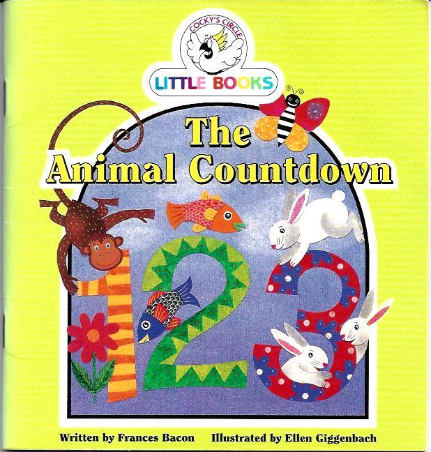 The animal countdown (Cockys Circle Little Book Library)  by  Frances Bacon