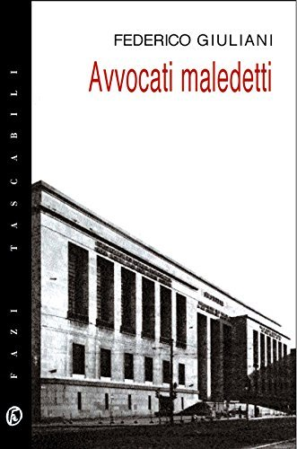 Avvocati maledetti  by  Federico Giuliani