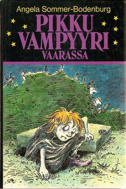 Pikku vampyyri vaarassa (Pikku vampyyri, #6)  by  Angela Sommer-Bodenburg