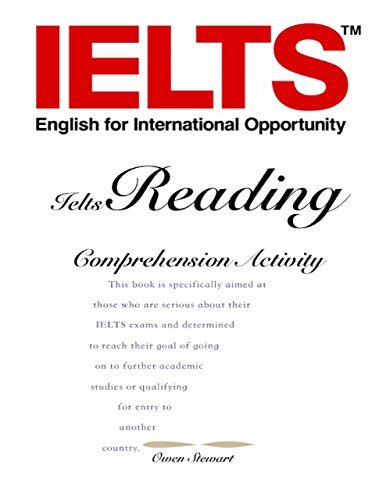 Ielts Reading Comprehension Activity  by  Owen Stewart